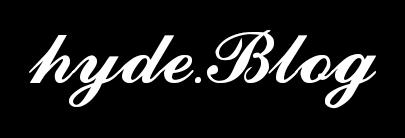 美容室グランブルーhydeブログ